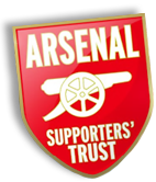 Logo Arsenal Supporters' Trust